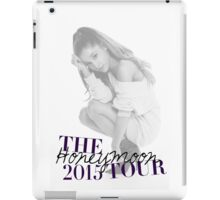 The Honeymoon Tour 2015 (Shade White Only) iPad Case/Skin