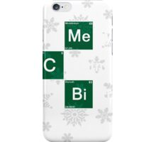 Merry Christmas Bitch iPhone Case/Skin