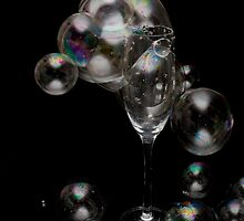 Can I offer you a glass of Bubbly? by Lee Burgess