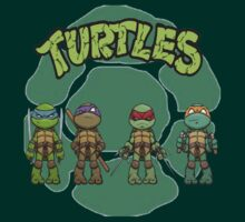 The Turtles  by Yellowbumper