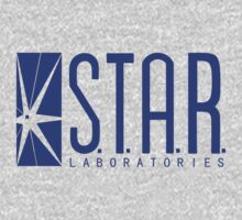 STAR Labs blue variant by Eman! Arts and Illustration