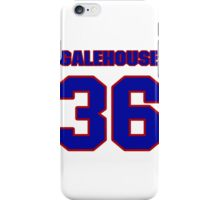 National baseball player Denny Galehouse jersey 36 iPhone Case/Skin