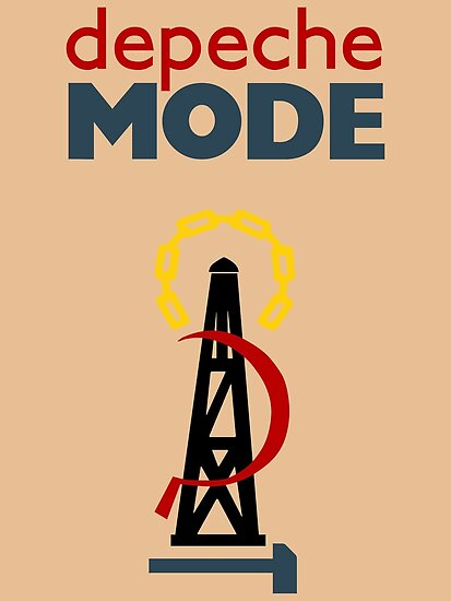 Depeche Mode : Live Hambourg - color by Luc Lambert