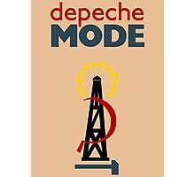 Depeche Mode : Live Hambourg - color Photographic Print