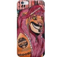 Captain Simba Sparrow of Pride Rock of the Caribbean iPhone Case/Skin