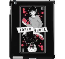 Halfblood - Black iPad Case/Skin