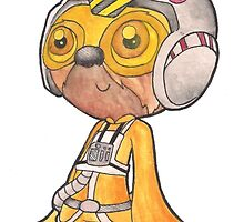 Luke Slowalker by kpcomix