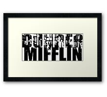 Dunder Mifflin - The Office (US) Framed Print