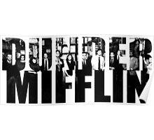 Dunder Mifflin - The Office (US) Poster