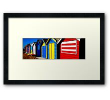 The Colours of Summer Framed Print