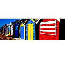 The Colours of Summer Photographic Print