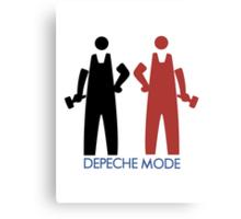 "Depeche Mode : Get The Balance Right - 12"" Canvas Print"