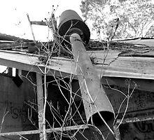 down the barrel by bodymechanic