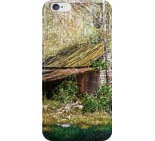Tin Roof Rusted iPhone Case/Skin