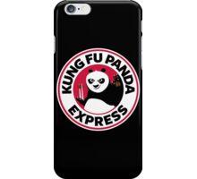 Kung Fu Panda Express iPhone Case/Skin