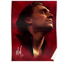 Tom Hiddleston as Prince Hal Poster