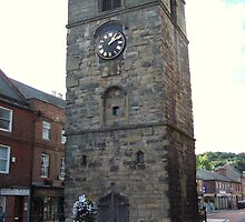 Morpeth Town Cross by blod
