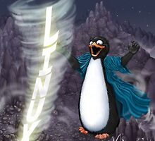 Linux Penguin by carriewatson