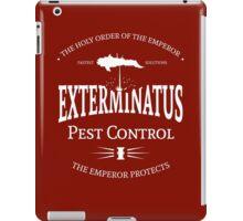 Exterminatus - White - Warhammer iPad Case/Skin