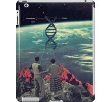 Distance And Eternity iPad Case/Skin