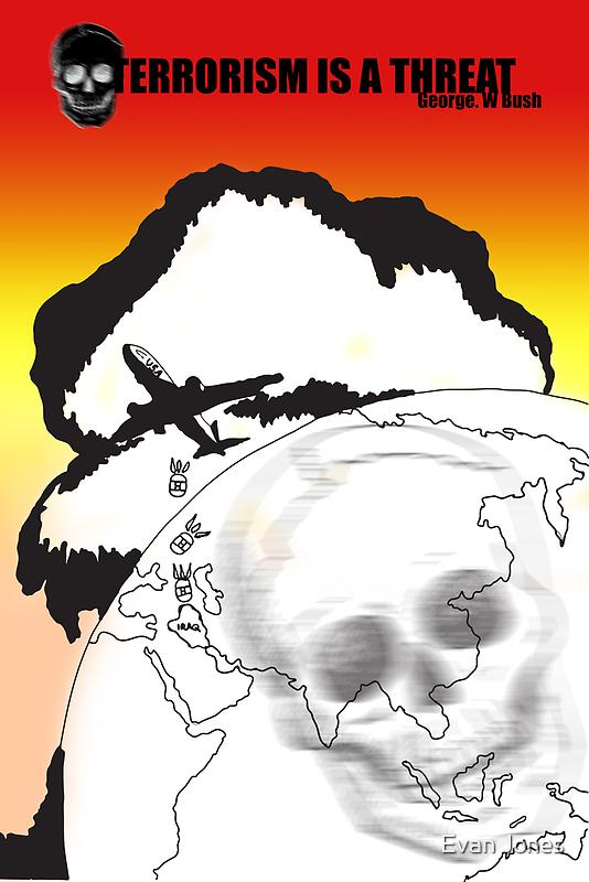 Terrorstorm by Evan Jones
