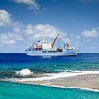 Aranui 3 - Takapoto Island  by Robert Kelch, M.D.