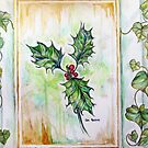 The holly and the ivy by Gea Austen