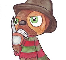 Freddy Sloth by kpcomix