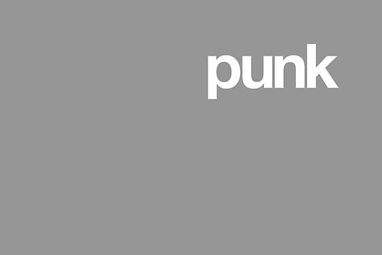 punk prototype by pixelbombe