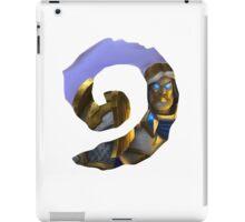 HearthStone Paladin Uther iPad Case/Skin