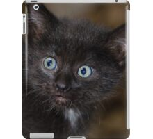 No I am not scared  iPad Case/Skin