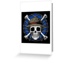 Going Merry Greeting Card