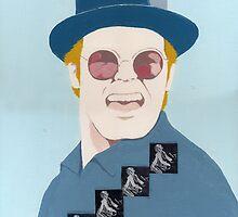 Elton John by Andy  Housham