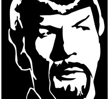EVIL SPOCK by 53V3NH