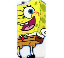 spongebob iPhone Case/Skin