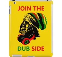 Dub Vader (red-green) iPad Case/Skin