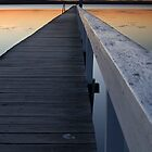 Long Jetty Warf by Lauren  Tierney
