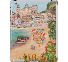 Memorie d'estate iPad Case/Skin