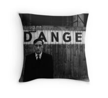 Burroughs Throw Pillow