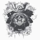 Samurai Vader Hybrid by chadlonius