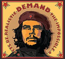 Che, Demand The Impossible by Larry Butterworth