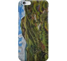 My Country iPhone Case/Skin