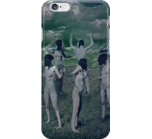 The nine Muses iPhone Case/Skin
