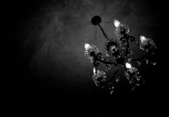Black Crystalline by Lisa Bow