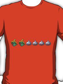 2 SPOOKY 4 MEtally T-Shirt