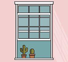 Cacti or Die by klmdsn