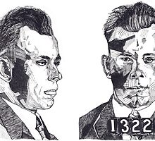 John Dillinger Mugshot by citizencatalyst