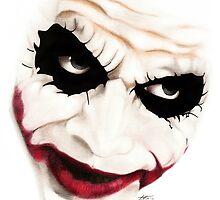 The Joker by kkilgo