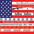 Buy This Flag! by Evan Jones