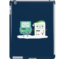 Building SnowMO (Green) iPad Case/Skin